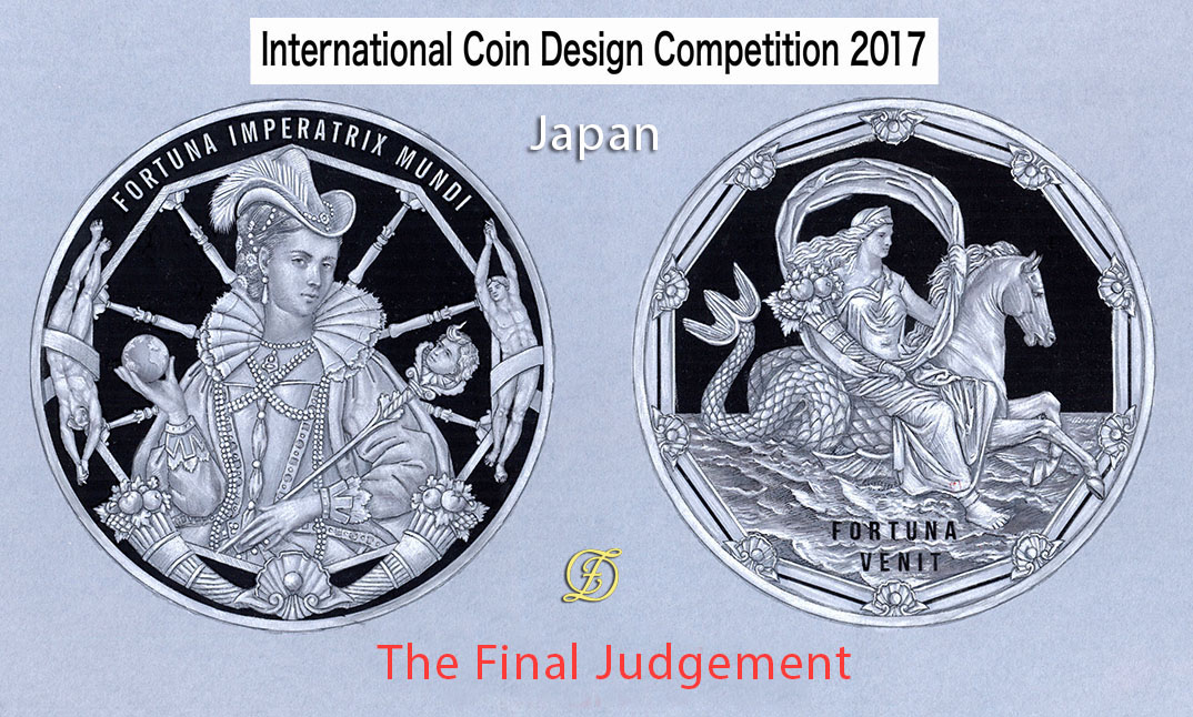 Dmitry Fedorov - coins and medals design